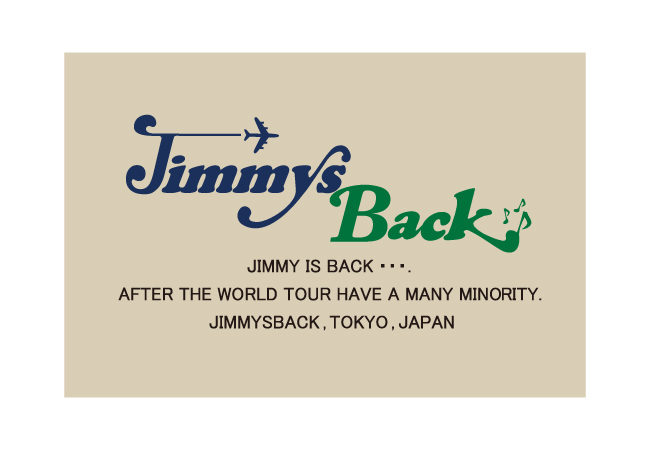 Jimmys Back ロゴ
