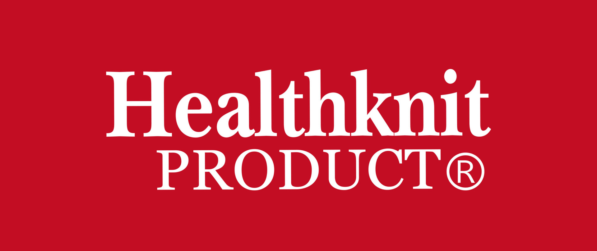 Healthknit Product ロゴ